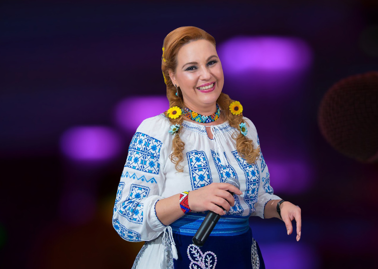 Cursuri muzică populară prof. Gina Iacob