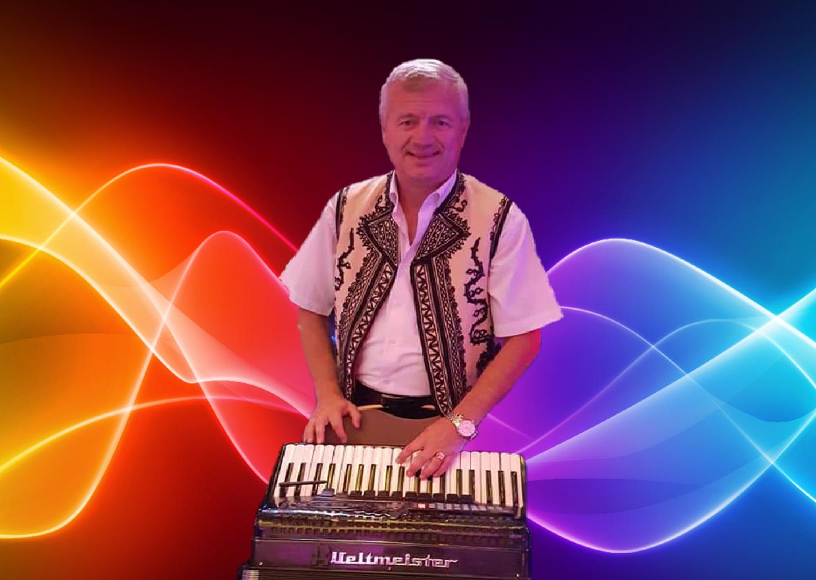 Instrument - Acordeon Adrian Toia